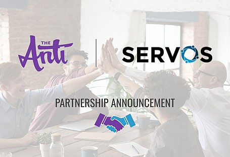 New Partnership Announcement: The Anti and Servos