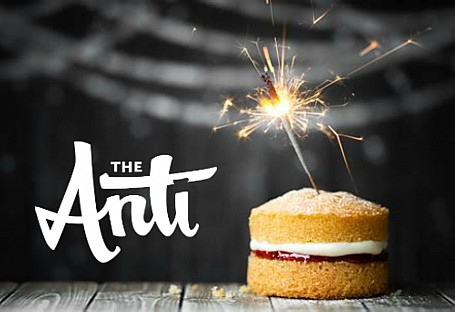We're Celebrating One Year at The Anti!