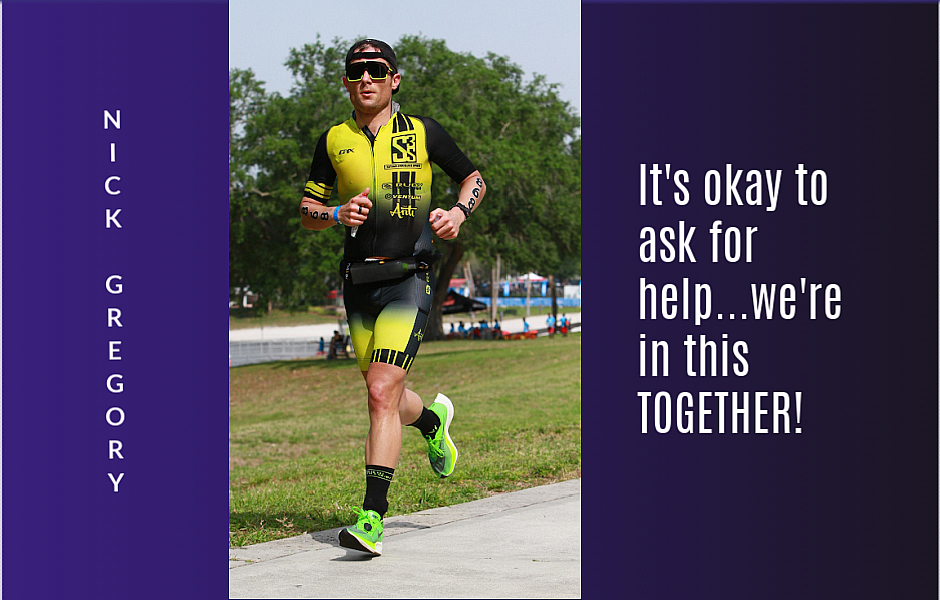 It's ok to ask for help…we are in this TOGETHER!