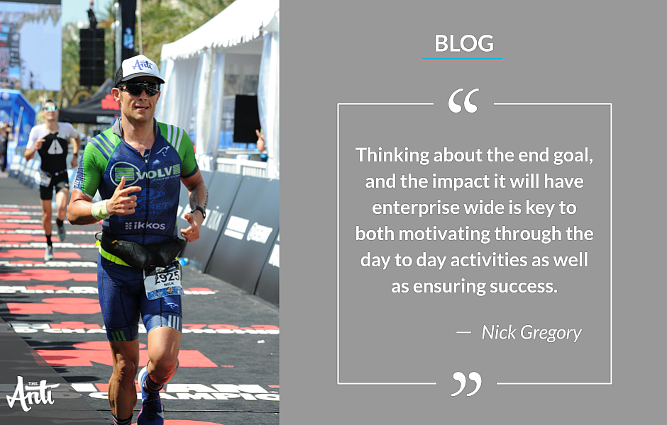 Ironman Triathlon and Project Management - more similar than one may think